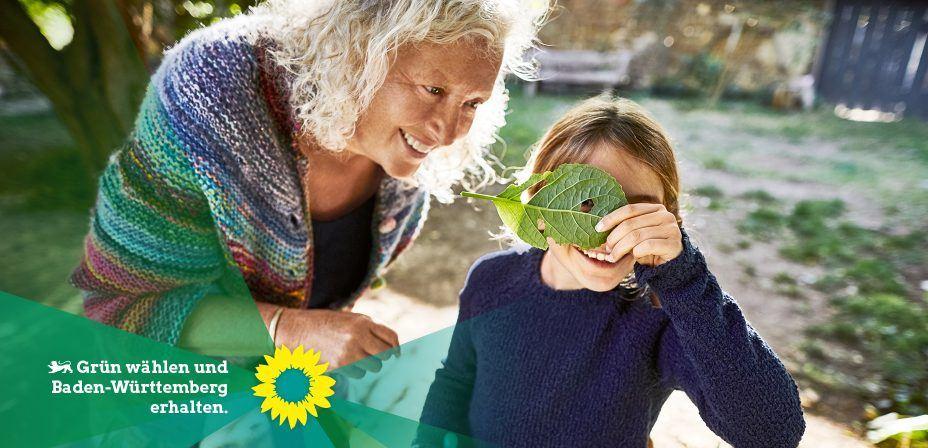 Grün wählen, Baden-Württemberg erhalten und erneuern
