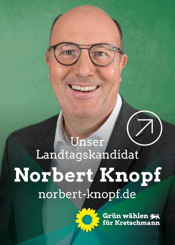 Link zum Landtagskandidaten Norbert Knopf