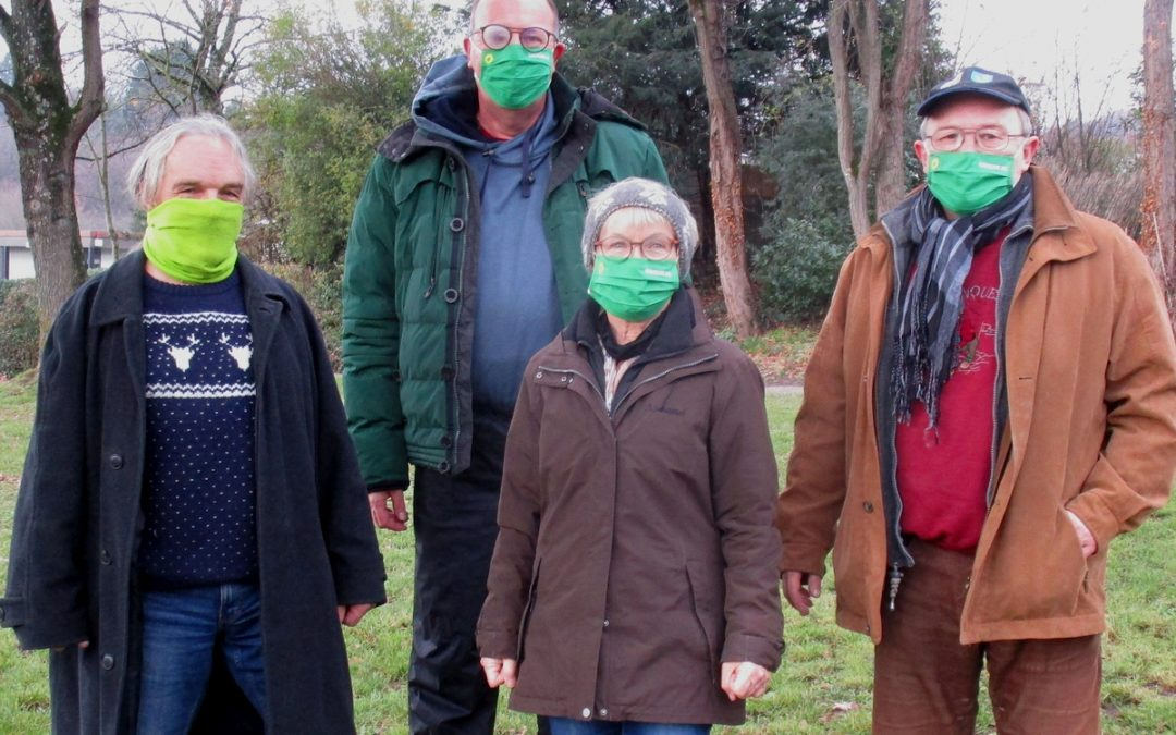 Hauptversammlung des Grünen Ortsverbandes Leimen