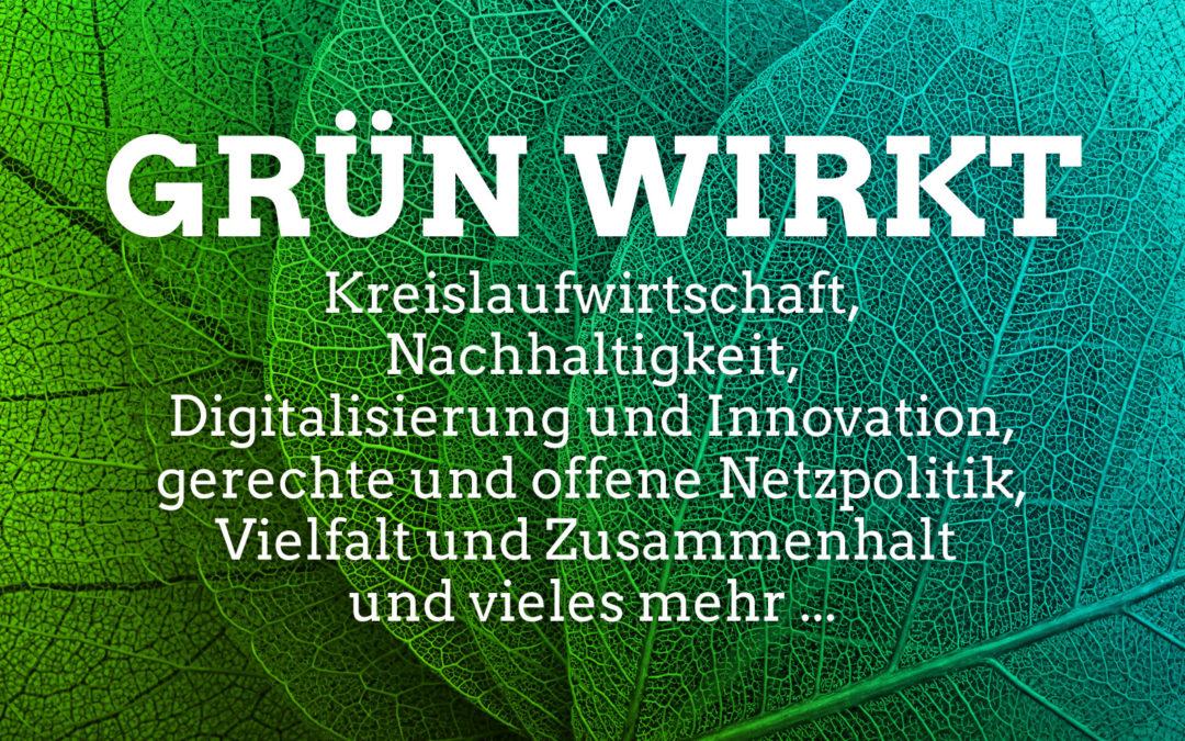 Baden-Württemberg hat gewählt: Grün wirkt!